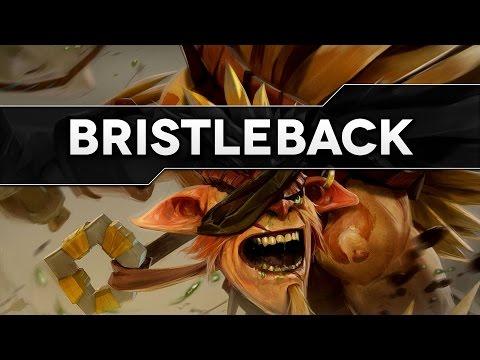 [DOTA 2] Погрузился в музыку | Bristleback Game | Best Stats