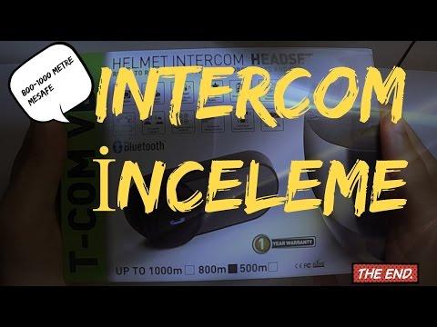 T-COM VB INTERCOM İNCELEME