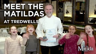 Meet The Matildas | Tredwells with Marcus Wareing