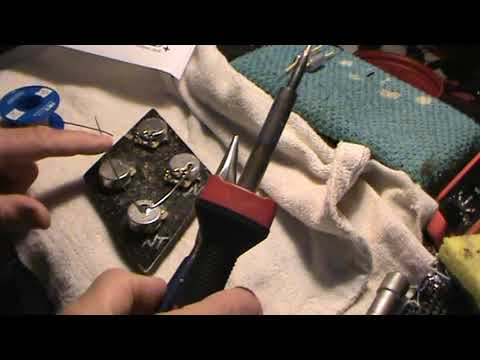 DIY How to build your own 50\u0027s style Les Paul Wiring Harness by
