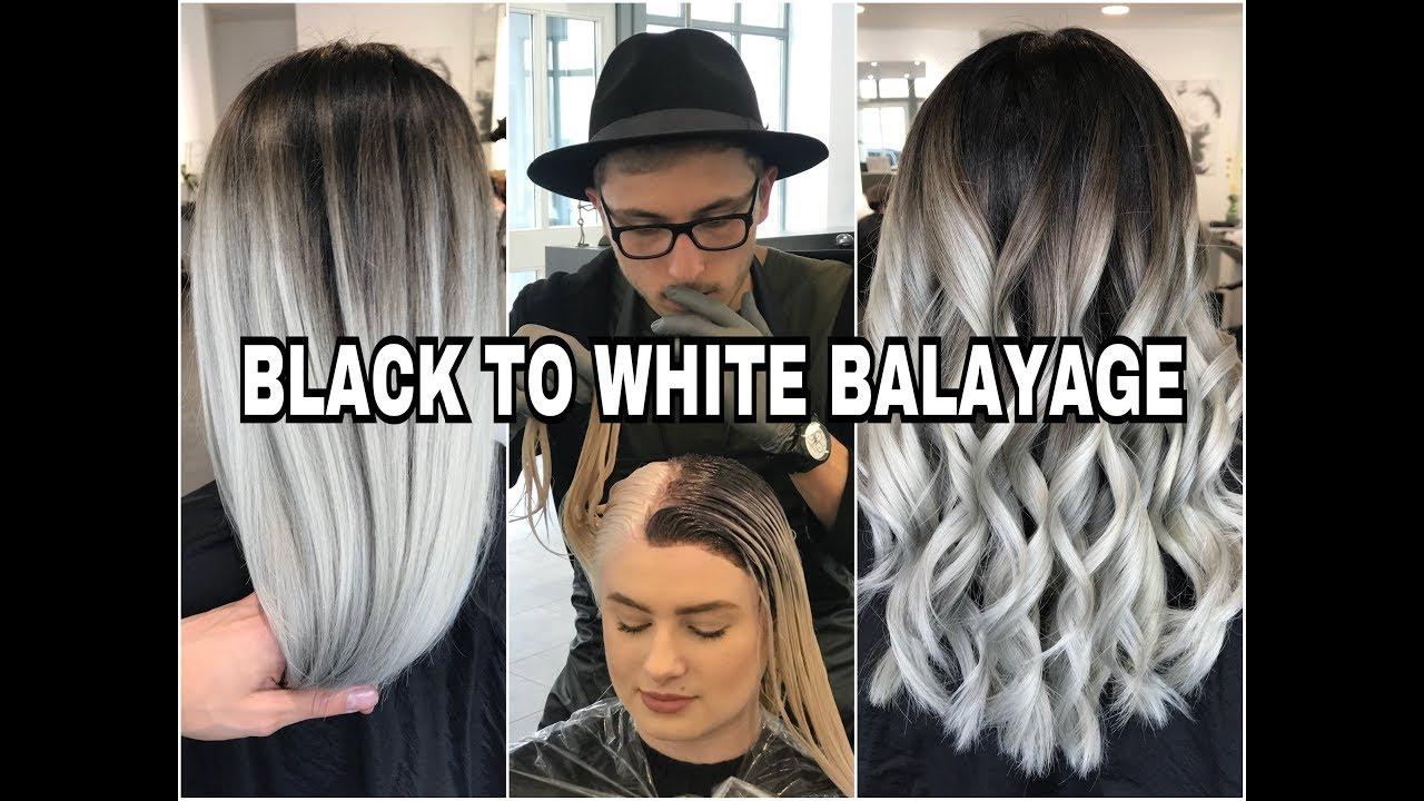 Haar auf blonde strähnen dunklem Blonde strähnen
