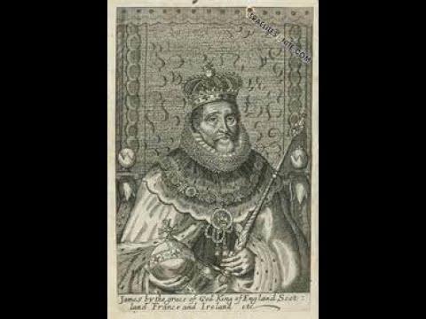 King James!  The Black King Who Had The Bible Translated Into English!