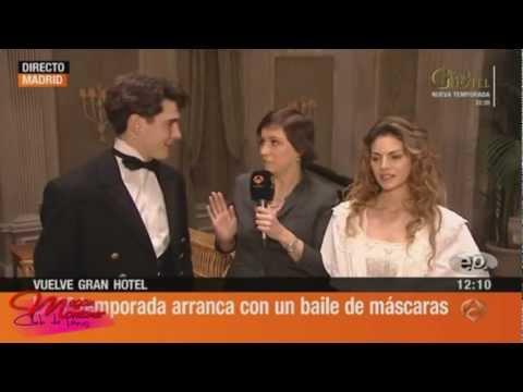 Yon González y Amaia Salamanca hablan de Megan en Espejo Público