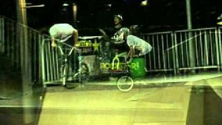 Monster Skatepark - Birthday Bash - BMX Jam