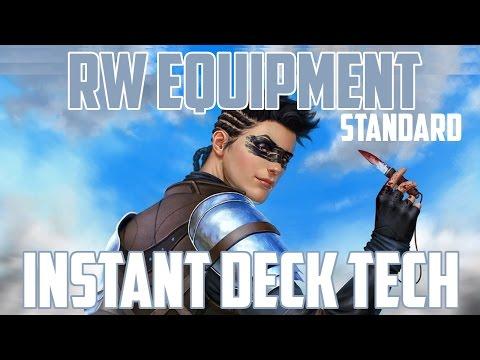 Instant Deck Tech: RW Equipment (Standard)