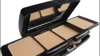 Face powder kit Review 5in1