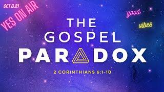 [YESonAIR] 10월 FRIDAY NIGHT :  The Gospel Paradox (YES CON 21)