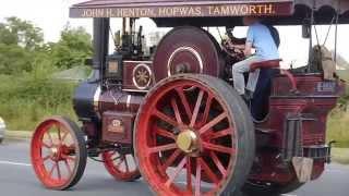 Welland 2014 50th anniversary Steam & Country Rally Road Run