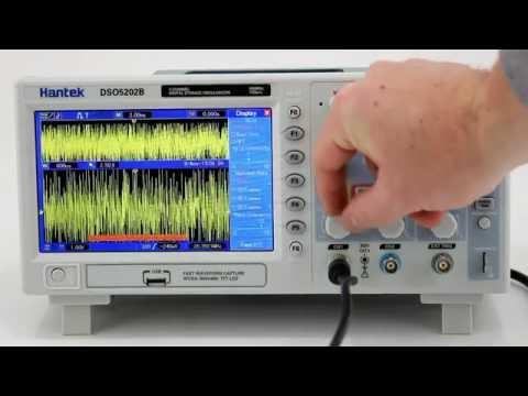 Hantek 5000 Series Digital Storage Oscilloscopes