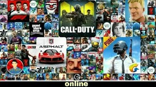 How to play online 1,00000 Games on Android.....