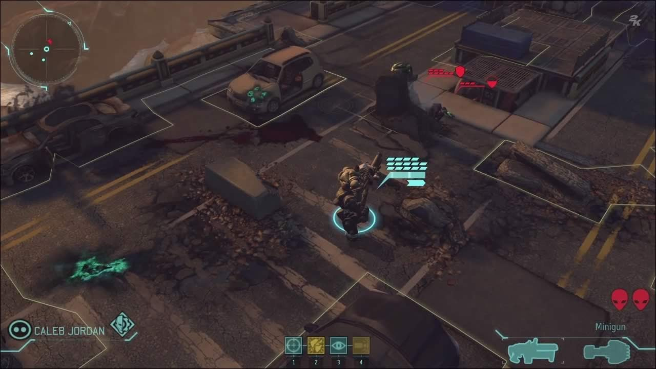 xcom enemy within official narrated gameplay