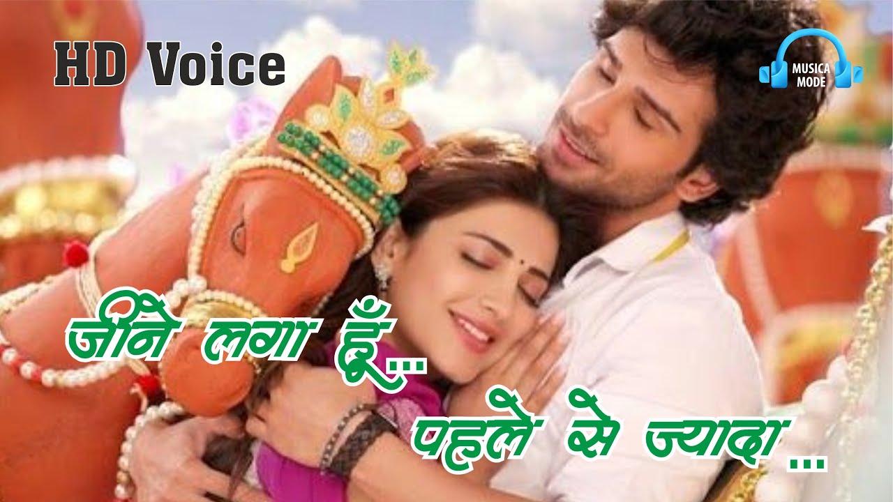Download Jeene Laga Hoon | HD Voice 320 KBPS Mp3 | Ramaiya Vastavaiya-2013 |  Girish Kumar, Shruti Haasan