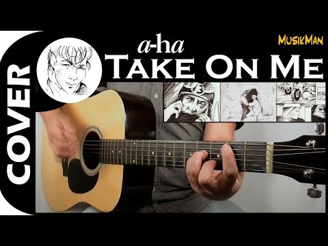 Take On Me 💃🏃 / A-Ha / Cover
