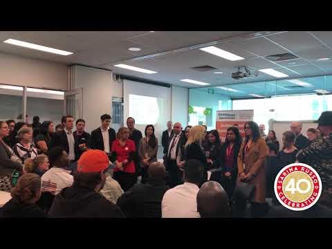 Sarina Preps 108 Fitzroy job seekers