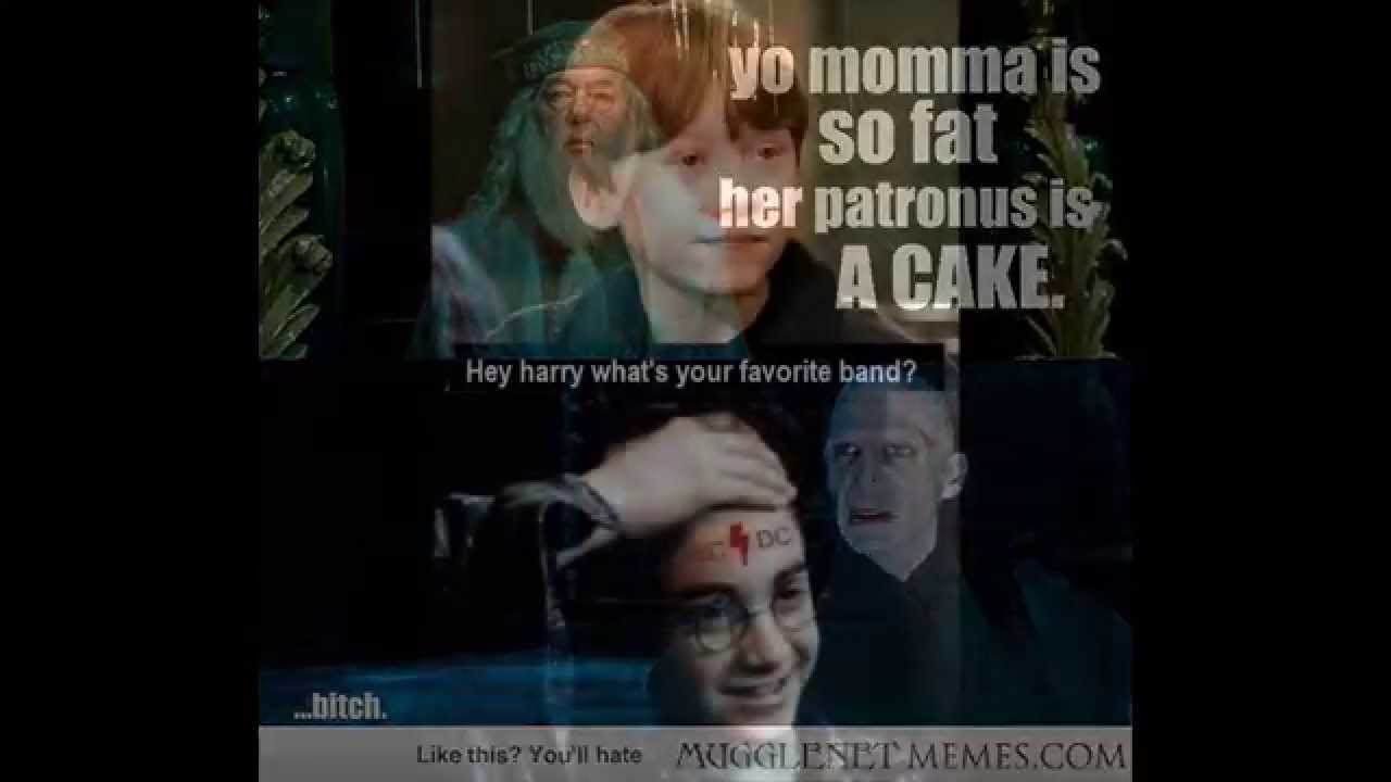 Harry Potter Try Not To Laugh Youtube