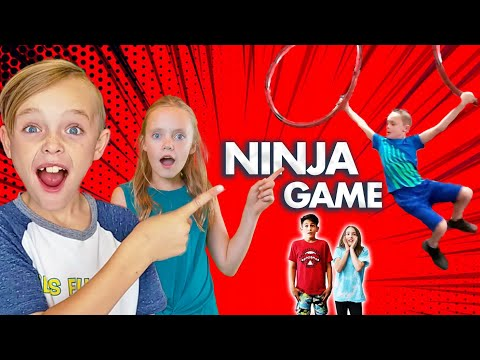 Ninja Obstacle Game