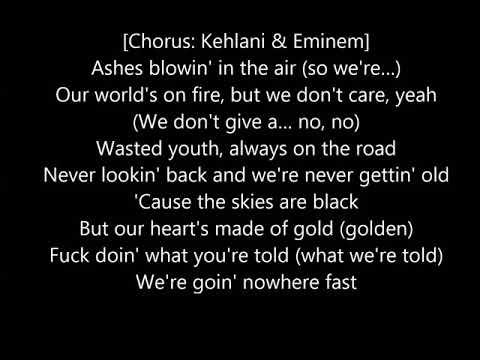 Eminem Ft. Kehlani - Nowhere Fast (Extended Version) (Lyrics) (New 2018)
