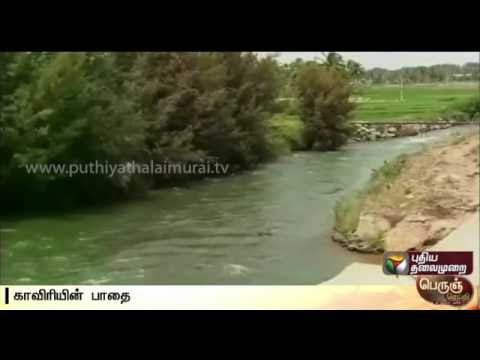 Cauvery map: How the water from Karnataka reach delta districts?