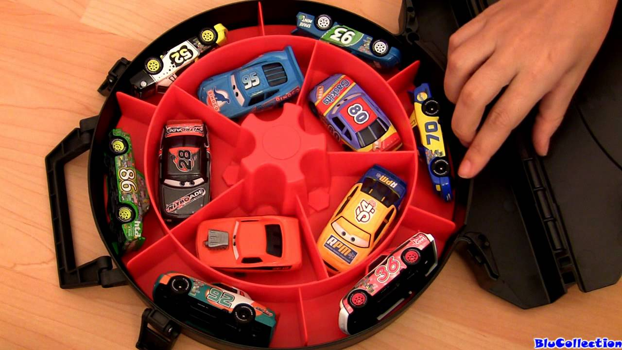Cars  Storage Carry Case Store