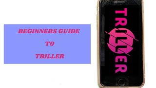 HOW TO USE TRILLER APP 2020 | * Beginner friendly steps * | GEORGINA OKAKOSO screenshot 4