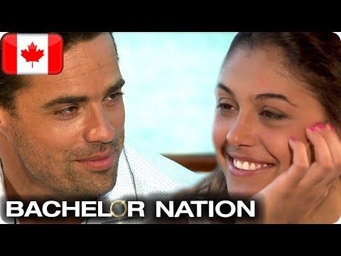 Tim & April Sunset Dinner In Tahiti | The Bachelor CA