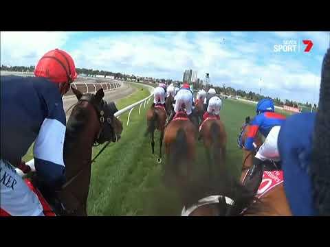 Melbourne Cup Jockey Cam