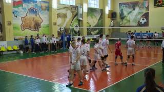 Волейбол. Легион - МАПИД (18.03.2017)
