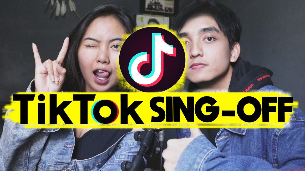 DJ TIKTOK SING-OFF (MEDLEY EVERY HIT SONGS ON TIKTOK) vs SALMA
