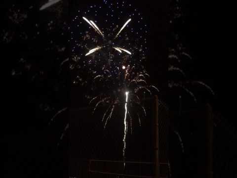 Crestview Fireworks 2017