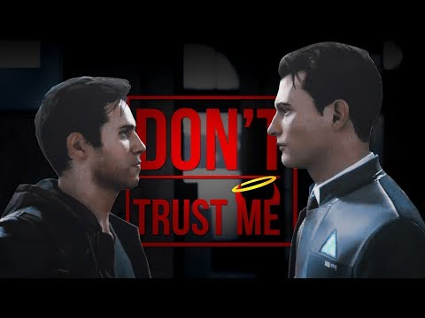 Don't trust me | Gavin x Connor | Detroit: Become Human