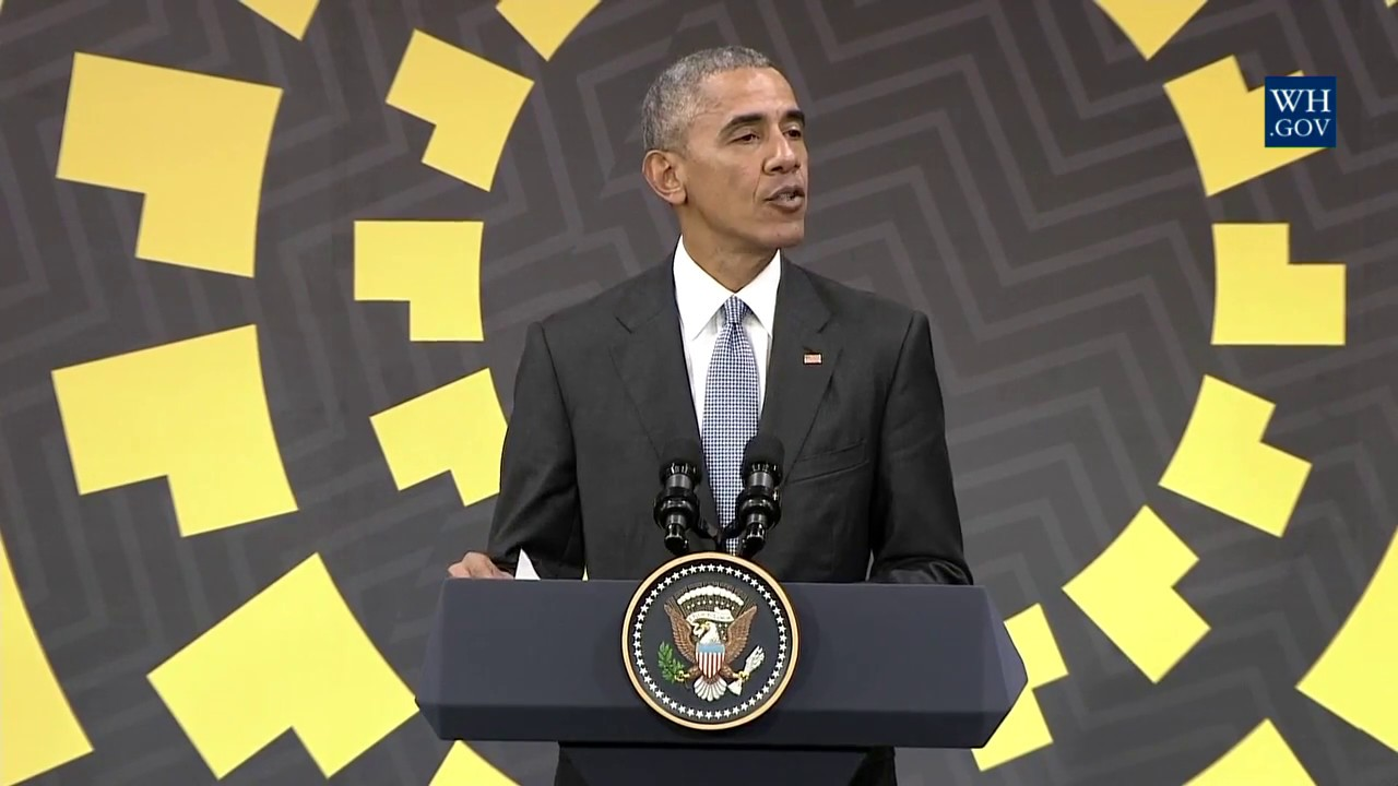 President Obama Holds a Press Conference - YouTube