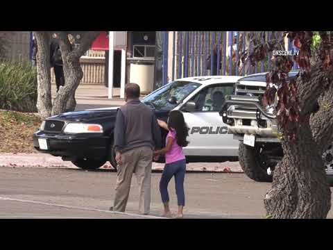 San Diego: Mira Mesa School in Lockdown 01052018