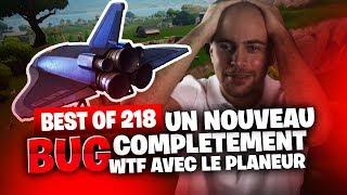 BEST OF SOLARY FORTNITE #218 ► UN NOUVEAU BUG COMPLETEMENT WTF AVEC LE PLANEUR