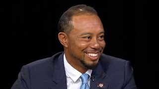 Tiger Woods on comeback, mistakes and family