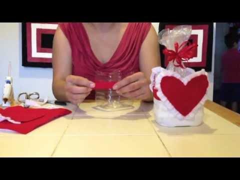 Como hacer un regalo de san valentin youtube - San valentin regalos ...