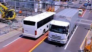 東武アーバンパークライン(東武野田線) 高架工事 愛宕駅