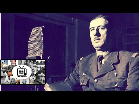 "Charles de Gaulle: ""The Greatest Frenchman of All Time"""