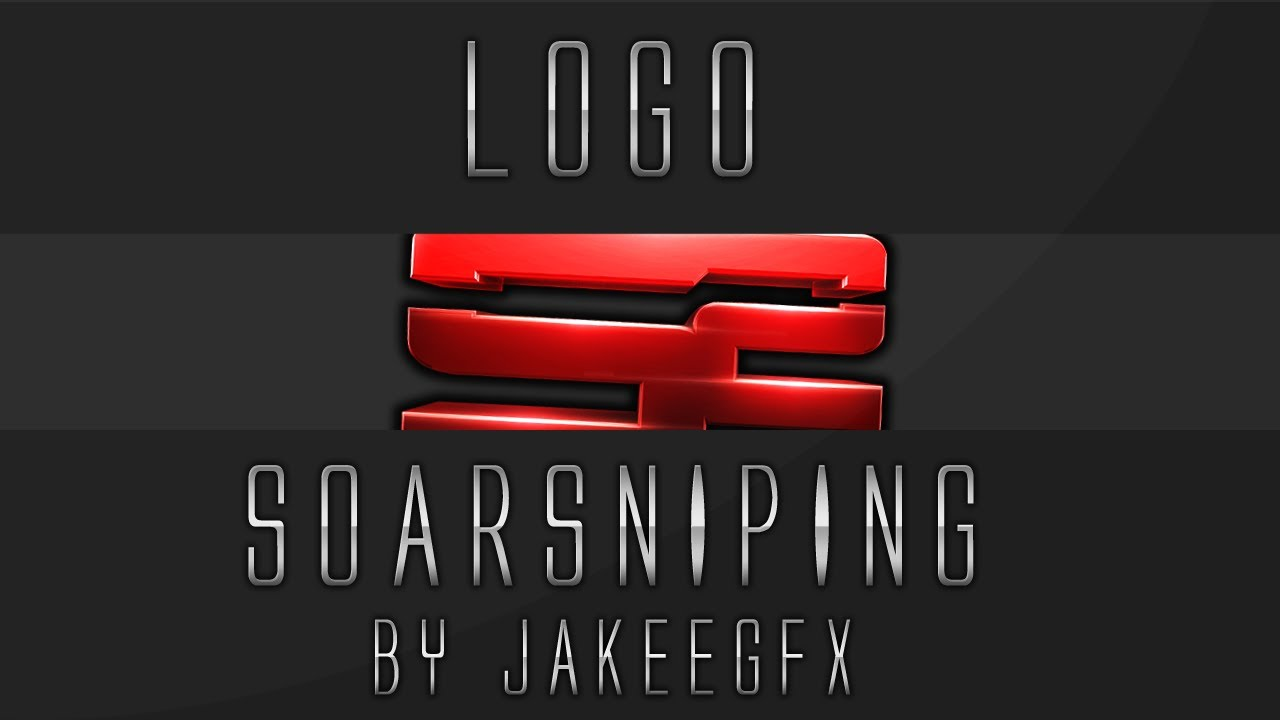 (NEW) SoaR Sniping Logo + Template - YouTube