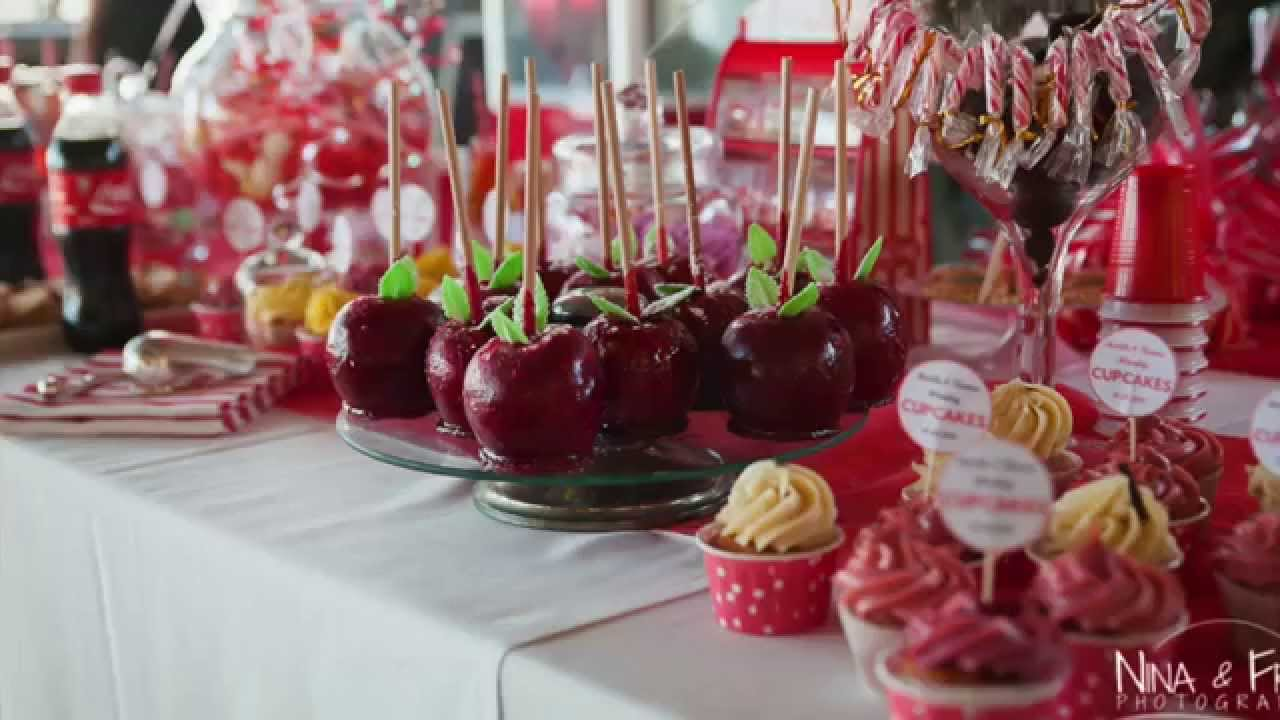 Candy Bar Wedding Day - Ile de la Réunion 974 - YouTube