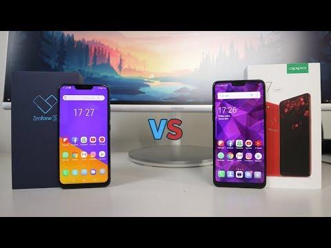 Zenfone 5 vs Oppo F7 Indonesia - HP Ghoib vs HP Pasaran?!