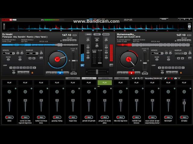 DJ Rizky   Piterpen aku sendiri remix