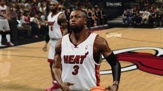 NBA 2K14 - Gameplay [HD]