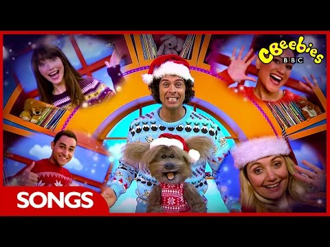 CBeebies House Christmas Song!
