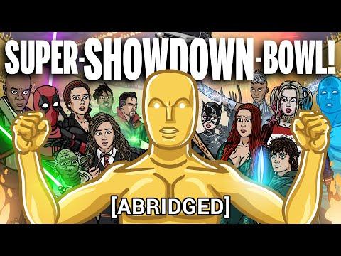 SUPER-SHOWDOWN-BOWL [abridged] - TOON SANDWICH