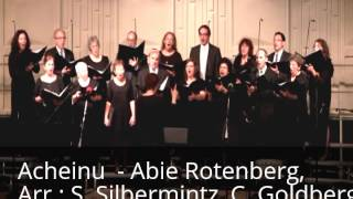 Acheinu - Abie Rotenberg - LaShir 2014