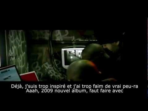 Kery James - Le retour du rap français (Clip + Lyrics) HD