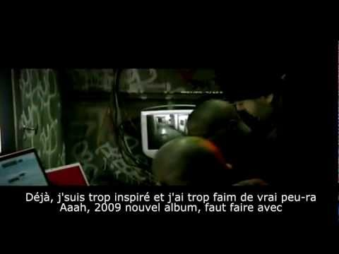 Kery James - Le retour du rap français (Clip + Lyrics) HD