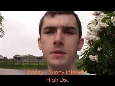 Berlin Weather Forecast - 4th June 2016