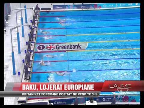 Baku, lojërat europiane - News, Lajme - Vizion Plus