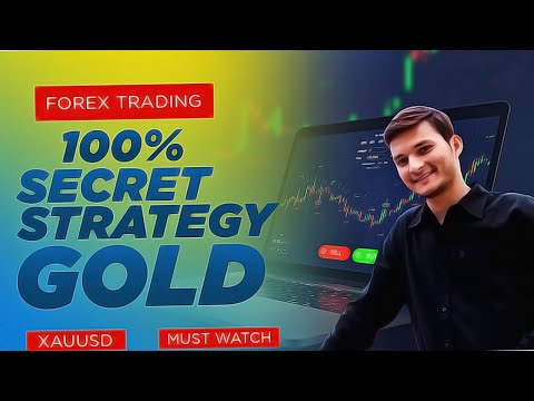 100%  Working Secret Strategy For Gold | Functions OF Forex Trading | Best Forex Trading Tutorials